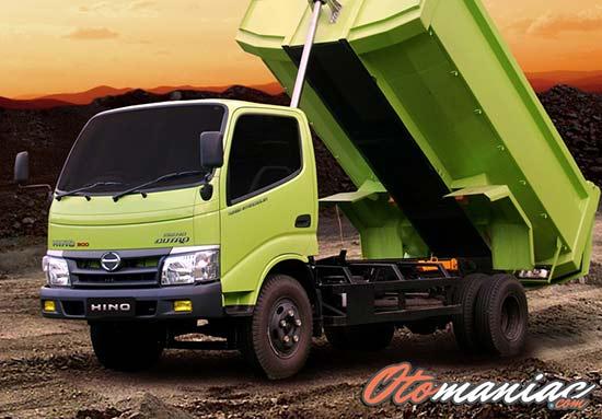 Harga Dump Truck Hino Dutro