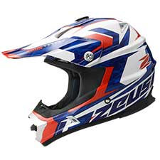 Harga Helm Zeus Full Face Motocross ZS-951