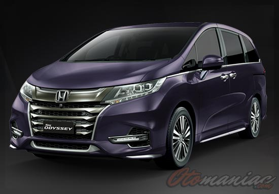 Harga Honda Odyssey