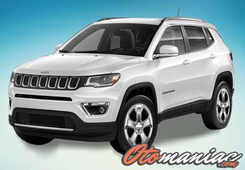 Harga Jeep All New Compass 2019