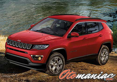 Harga Jeep All New Compass Terbaru