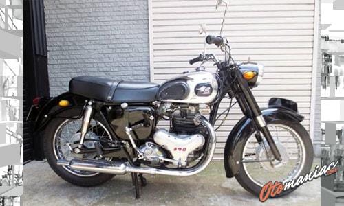 Kawasaki Meguro K1