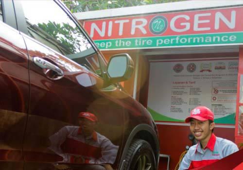 10 Kelebihan Ban Yang Menggunakan Angin Nitrogen