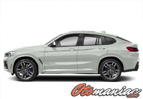 Spesifikasi BMW X4 Baru