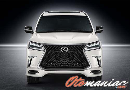 Spesifikasi Dan Harga Lexus LX 570