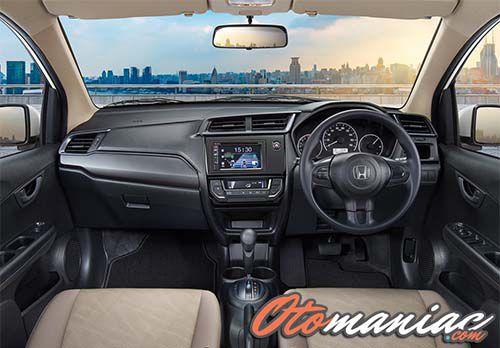 Desain Honda Mobilio