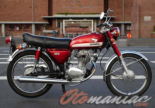 Harga Honda CB100 Bekas