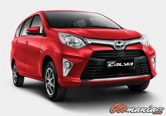 Harga Mobil MPV Toyota Calya