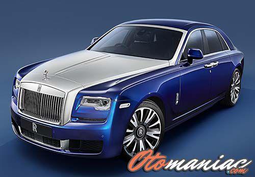 Harga Mobil Rolls Royce