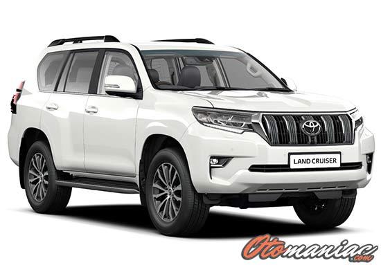Harga Mobil SUV Toyota Land Cruiser