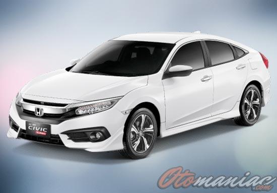 5 Harga Mobil Sedan Honda Murah Terbaru 2021 Otomaniac