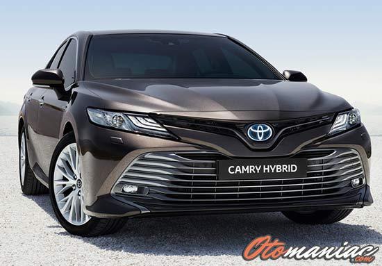 Harga Camry Hybrid
