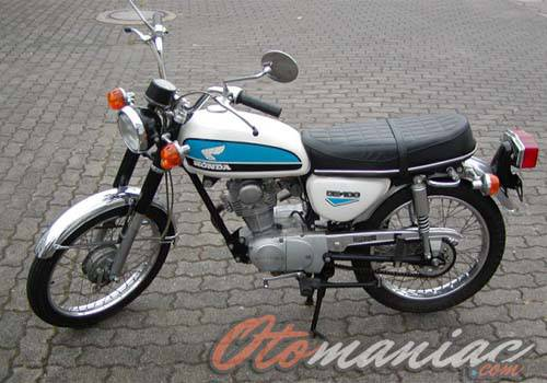 Spesifikasi Honda CB100