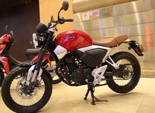 Spesifikasi Honda CB190SS