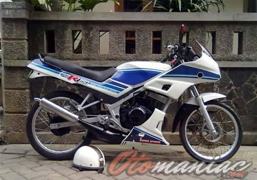 Spesifikasi dan Harga Suzuki RG 150 Bekas