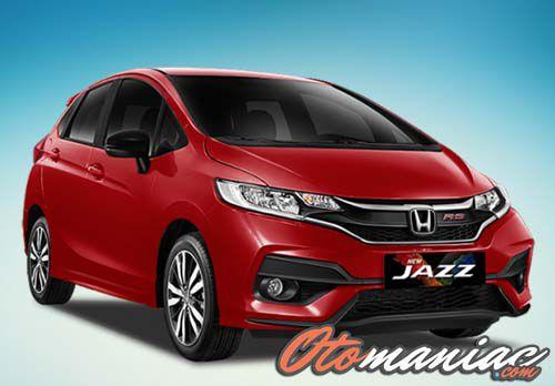 Biaya Pajak Honda Jazz Terbaru 2021 Update Otomaniac