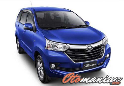 Biaya Pajak Toyota Avanza