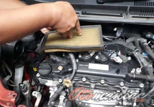 Fungsi Filter Udara Pada Motor
