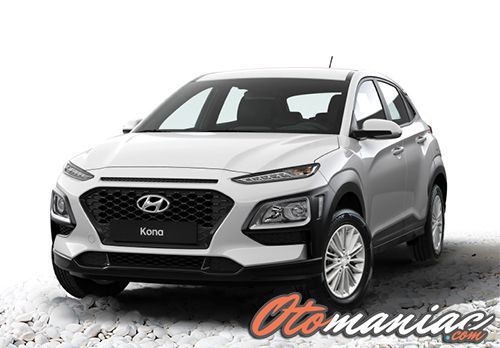 Harga Hyundai Kona Terbaru 2019