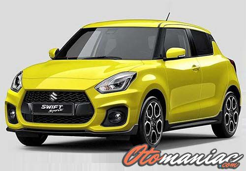 Harga Suzuki Swift Terbaru