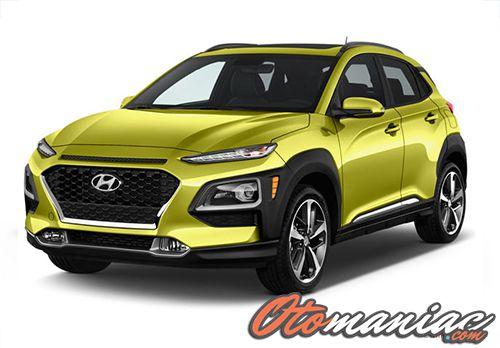 Spesifikasi Hyundai Kona