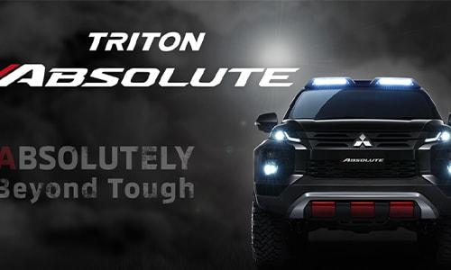 Spesifikasi Mitsubishi Triton Absolute