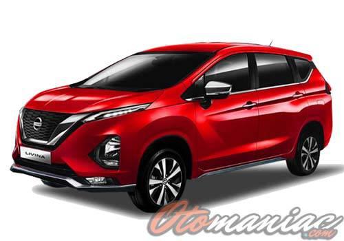 Spesifikasi Nissan Livina