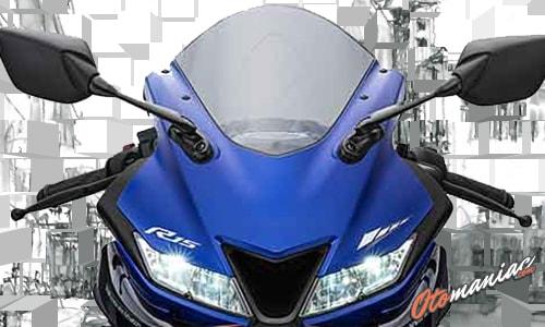 Spesifikasi & Review New Yamaha R15 V3