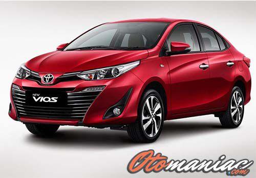 Biaya Pajak Toyota Vios Terbaru
