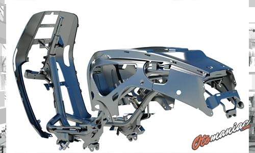 Desain dan Dimensi Lambretta V125 Special