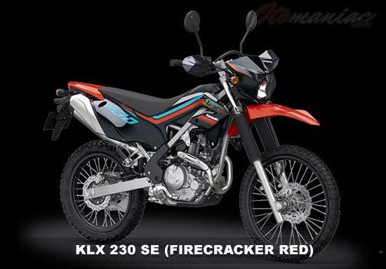Harga Kawasaki KLX 230