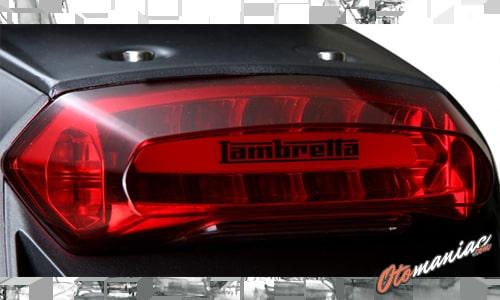 Harga Lambrett V200 Special