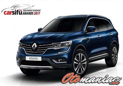 Harga Renault Koleos 2021 Terbaru Review Dan Gambar Otomaniac