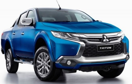 Review Mitsubishi Triton Facelift