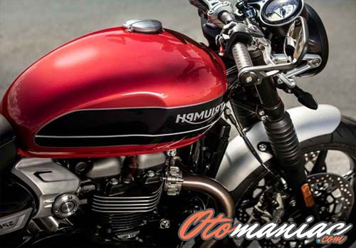 Review Triumph Speed Twin