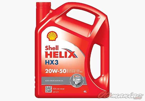 9 Harga Oli Shell Helix Untuk Mobil Terbaik Terbaru 2021 Otomaniac