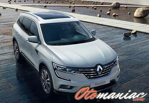 Spesifikasi Dan Harga Renault Koleus