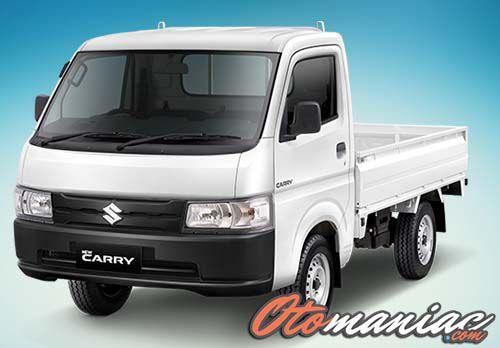 Spesifikasi Dan Harga Suzuki Carry