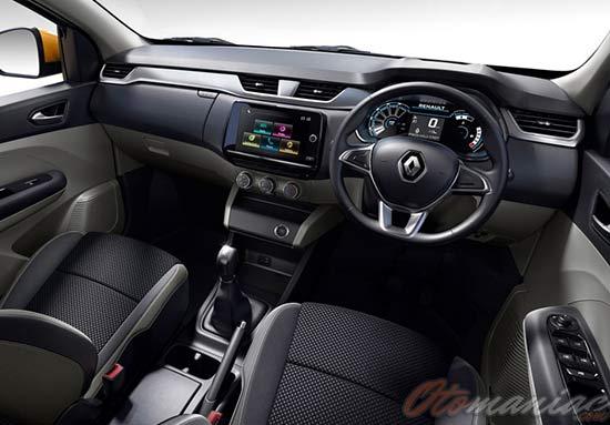 Gambar Interior Renault Triber