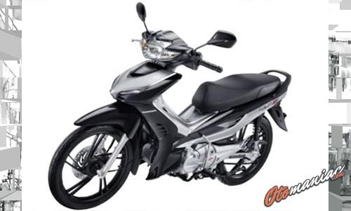 Matic Langka Honda Revo AT