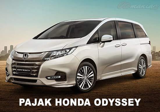 Pajak Honda Odyssey