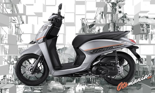 Review Honda Genio