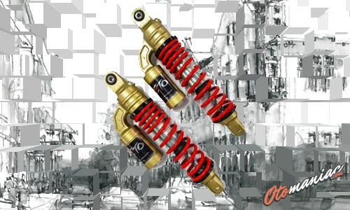 Shockbreaker KYB Aerox 155