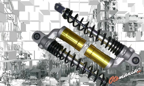 Shockbreaker Original Yamaha Aerox 155