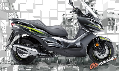 Spesifikasi dan Harga Kawasaki J125