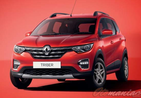 Spesifikasi dan Harga Renault Triber
