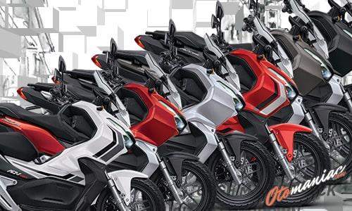 Daftar Harga Honda ADV 150