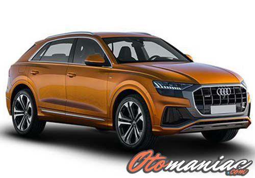 Gambar Audi Q8