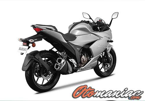 Review Suzuki Gixxer SF 250