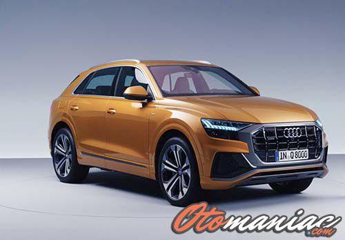 Spesifikasi Dan Harga Audi Q8